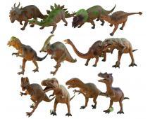 Dinosaurus obor 45-51cm 6ks v dbx