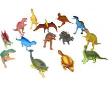 Dinosaurus 15-18cm 12ks v dbx