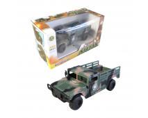 Auto vojenské na zotvačník