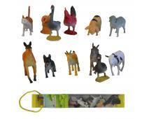 Zvieratá domáce v tube 29cm
