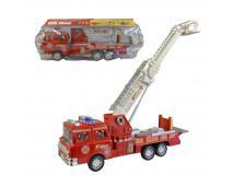 Auto hasičské na zotrvačník, 38cm