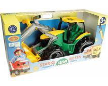 Traktor s lyžicou a bagrom Z/Ž