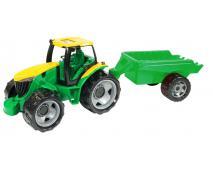 Traktor s prívesom 115cm