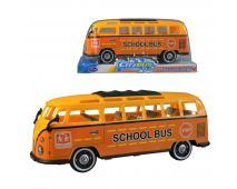 Autobus na zotrvačník, 26cm