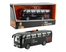 Autobus Leo express so zvukmi 16cm