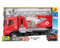 Mercedes Arocs hasič
