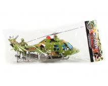 Vojenská sada vrtulník v sáčku