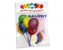 Balón guľa  A100,10 ks v balení