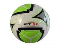 Lopta fotbalová,bielooranž. veľkosť 5
