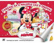 Samolepkový album - Minnie