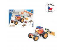 Malý mechanik - traktor s príslušenstvom