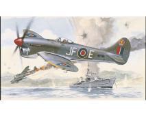 Model Hawker Tempest Mk.V Hi-Tech