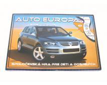 Hra Auto Europa