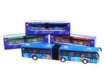 Autobus kovový kĺbový na zotr.22cm