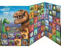 Pexeso - Dobrý Dinosaurus