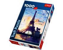 Puzzle 1000 Paríž v súmraku