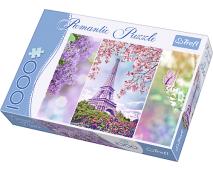 Puzzle 1000 Jar v Paríži