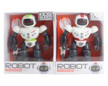 Robot 2 farby na batérie 30cm