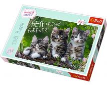 Puzzle 260 Mačičky