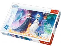Puzzle 24 Maxi Frozen