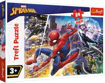 Puzzle 24 Maxi Spiderman