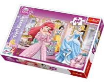 Puzzle 100 Princezné
