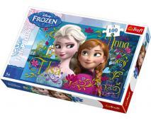 Puzzle 100 Frozen