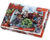 Puzzle 100 Avengers - Marvel