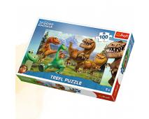 Puzzle 100 Dobrý Dinosaurus