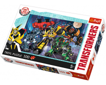 Puzzle 100 Transformers