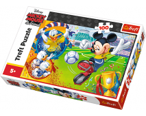 Puzzle 100 Disney Mickie Mouse