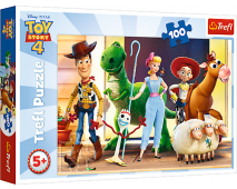 Puzzle 100 Toy Story