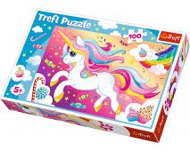 Puzzle 100 Jednorožec