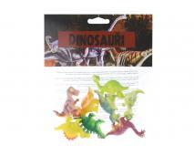 Veselí dinosauri v sáčku