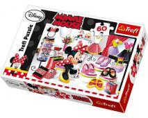 Puzzle 60 Minie - bláznivé nákupy