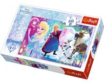 Puzzle 60 Frozen Prekvap. pre Elsu