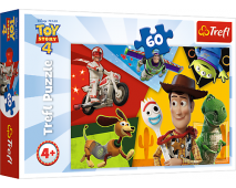 Puzzle 60 Toy Story