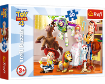 Puzzle 30 Toy Story
