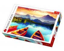 Puzzle 2000 Kryštálové jazero
