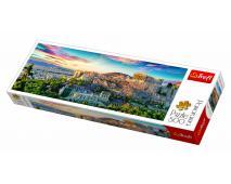 Puzzle 500 Panorama cestovanie