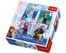 Puzzle 4v1 Frozen