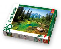 Puzzle 500 Rieka v Tatrách