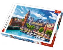 Puzzle 500 Slnečný deň v Londýne