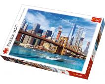 Puzzle 500 Pohľad na NY