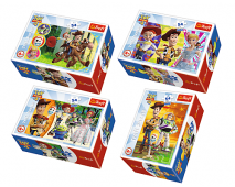 Puzzle 54 mini Toy Story