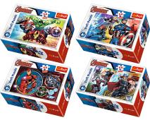 Puzzle 54 mini Avengers