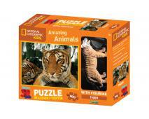 3D Puzzle Tiger