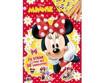 A4+ - Minnie + samolepky