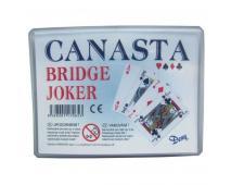 Karty Canasta - plast