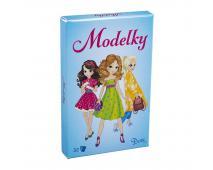 Karty kvarteto - Modelky